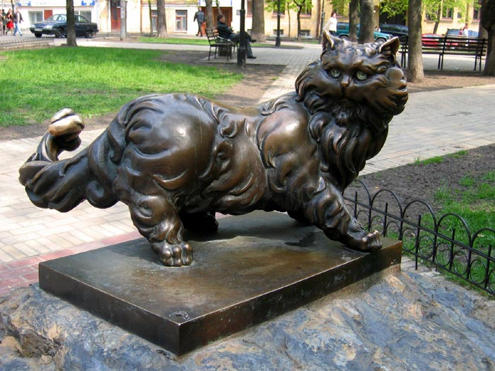 Казань кот алабрыс