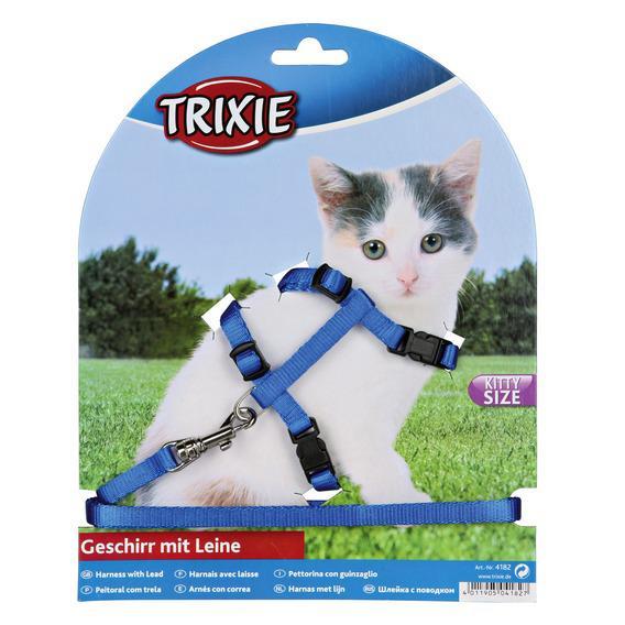 шлейка для кошки